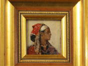 Tornai Gyula: Női portré