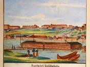 Ismeretlen: Series of Buda and Pest (13 pcs)