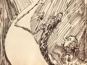 Fantasztikus jelenet (1913-14)
