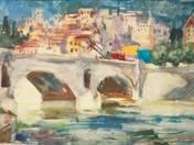 Híd a Teverén