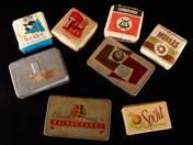 Dohánytermékek, kiegészítők