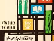 Kulturális plakát vázlat 1962