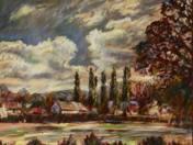 Tihany, Gödrös öböl (1933)