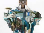 Future City/6 - Janus II (2013)