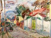 Csendes utca