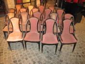 Otto Prutscher székek (18 db)