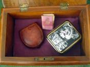 Faludy György kisebb személyes tárgyaiból a 2. csomag