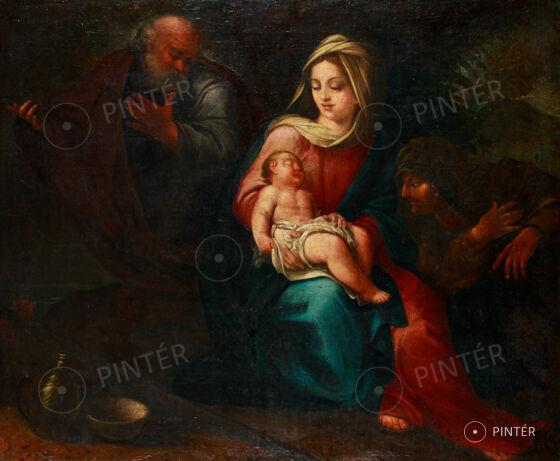 ADVENTI KAMARAAUKCIÓ A VASZARY VILLÁBAN  - ÉLŐ AUKCIÓ BALATONFÜREDEN — Festmény, műtárgy (1)