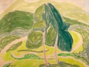 Ölelkező fák, 1916-1917 fordulója