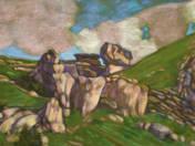Odvas hegy