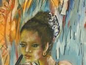 Cubai lány