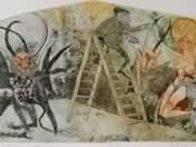 Aki az ördögöt falra festi 48/100