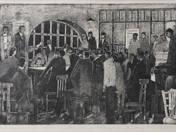 Kommunisták első megbeszélése a Visegrádi utcában 1918