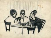 Kávéházban