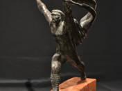 Tanácsköztársaság szobor
