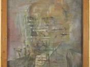 Farkas György: Kezek - Lenin portré