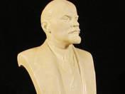 Lenin büszt