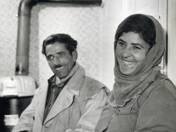 Cigány házaspár otthonában Rábapaty (1962)