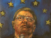 Matolcsy György EU glóriával (2016)