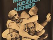Minden kezdet nehéz filmplakát (1966)