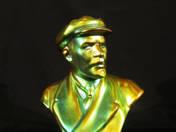 Zsolnay Lenin büszt