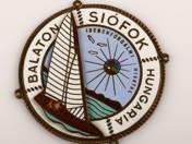 Balaton Siófok Hungária emlékérem