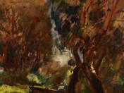 Erdőbelső szekérrel