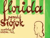 Florida – Siófok (plakátterv)