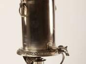 Bécsi antik ezüst szamovár