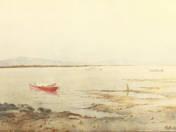 Velencei tó, Gárdonynál