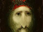 Szakállas férfi portré