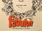 Fabulon '72 piros