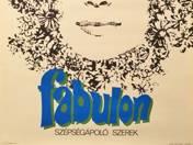 Fabulon '72 kék