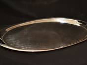 Pest silver tray