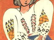 Henri Matisse: La Blouse Roumaine
