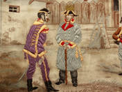 Radetzky and Victor Emmanuel
