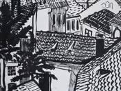 Szentendrei háztetők