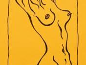 Kádár György: Erotikus rajzmappa (10 db)