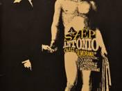 Filmplakát - A szép Antonio
