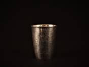 Pesti ezüst keresztelőpohár