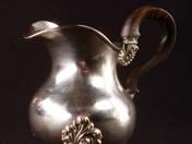 Német ezüst kiöntő