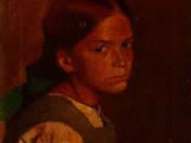 Kislányportré