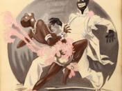 Néger táncosok