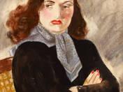 Színésznő portréja