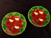 Körmöcbányai tányér párban