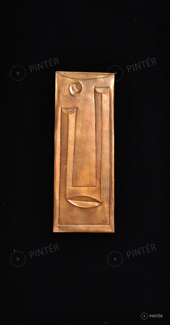Gyarmathy Tihamér: No. 10 (1955)