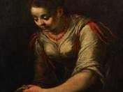 Girl with Coral Necklace (XVII. c.)