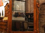Louis Philippe cheval mirror