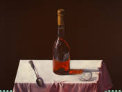 Still life with wine (2014)