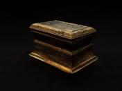 Bécsi antik cukordoboz